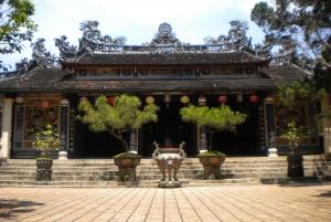 Hue Buddhist Tour by Motorbike