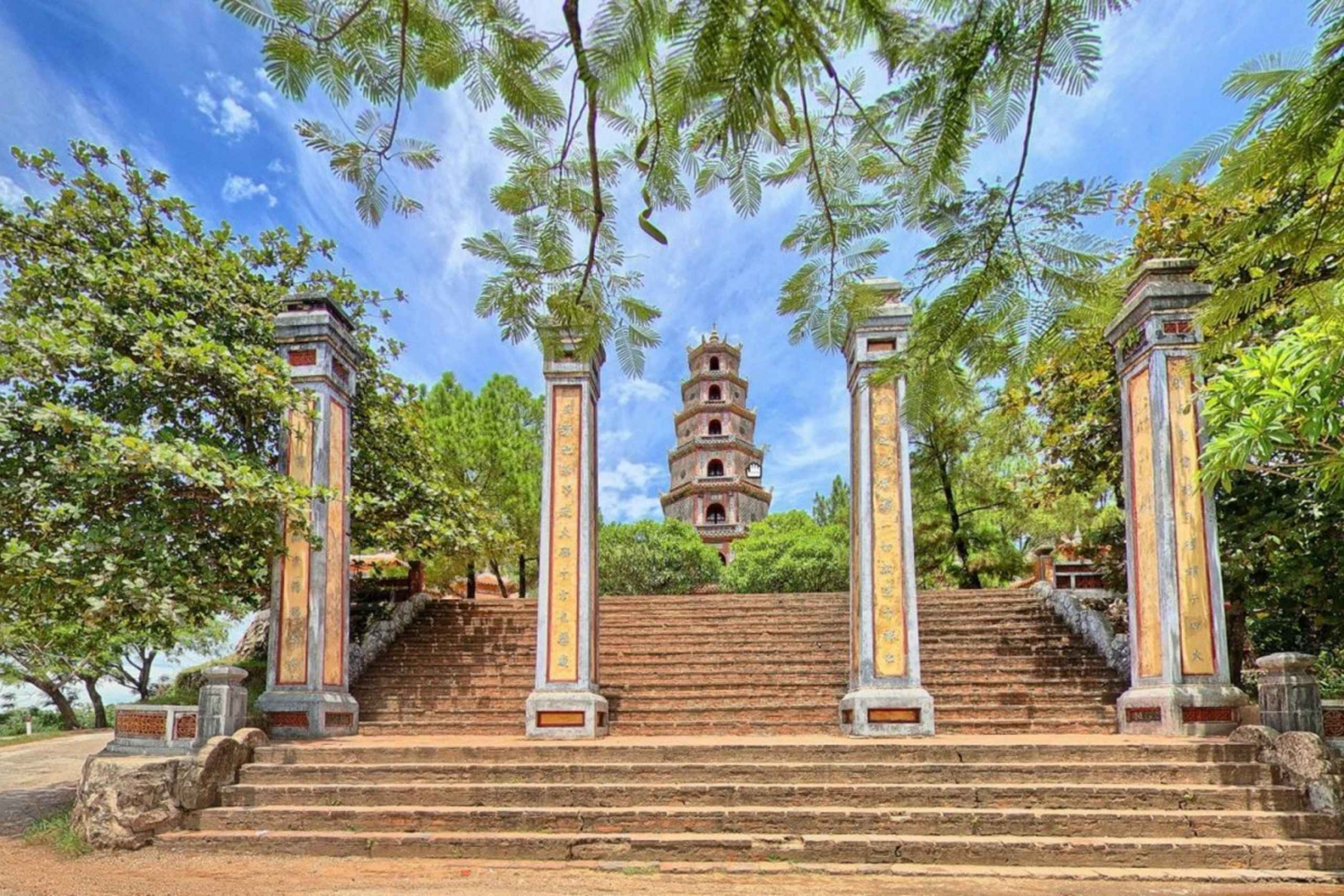 Hue: Historical Tour from Hoi An