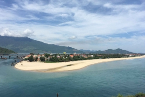 Hue: Hue to Da Nang Transfer Service with Scenic Stopovers