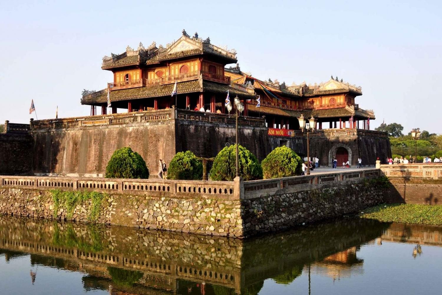 Hue Imperial City Tour from Hoi An and Da Nang