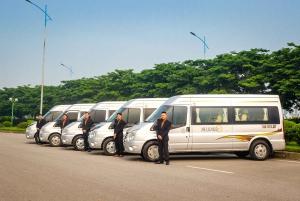 Hue: Phu Bai Airport to City Hotels Private 1-Way Transfer