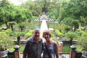 Hue Private City Tour: Thien Mu Pagoda, Dragon Boat & Crafts