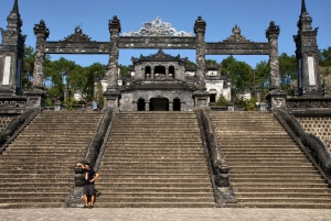 Hue: Sightseeing by Private Car