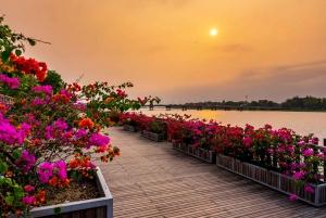 Hue: Sunset Cruise along Perfume River