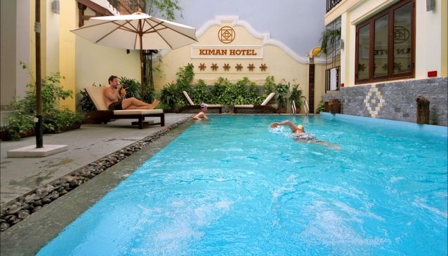Kim An Hotel & Spa