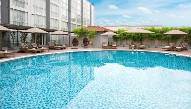 Kinetic Gym & Wellness-Eastin Grand Hotel