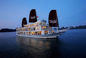 La Pinta Cruise - Halong Bay - Lan Ha Bay 3 days - 2 nights