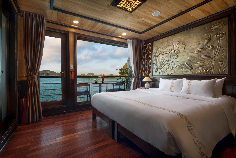 Lan Ha Bay 2-Day Cruise with Optional Hanoi Transfers