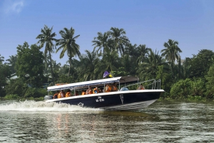 Little Mekong Delta and Cu Chi Tunnels by Boat and Motorbike