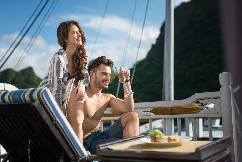 Luxurious Halong Day Cruise Tour - Paradise Explorer Boat