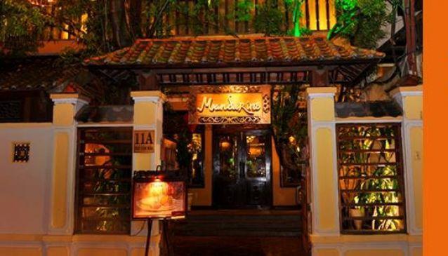 Mandarine Oriental Saigon