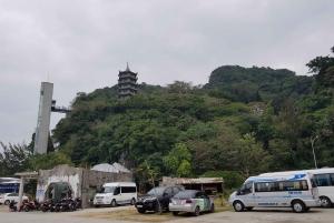 Marble Mountains & Son Tra Peninsula Tour from Da Nang