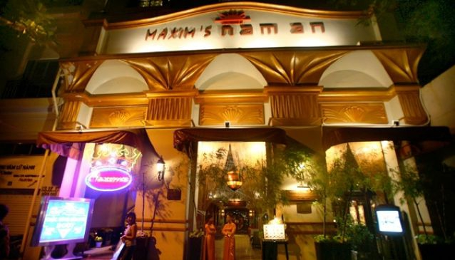 Maxim's - Dinner Show and Lounge