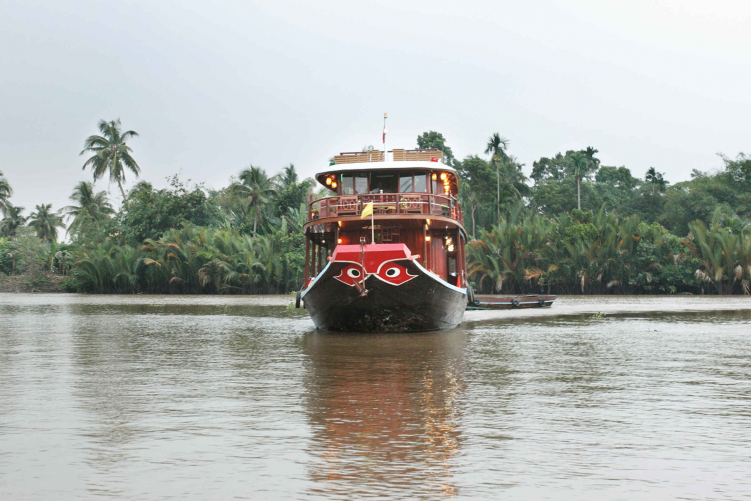 Mekong Delta 2 days Relaxing on Le Cochinchine Cruise
