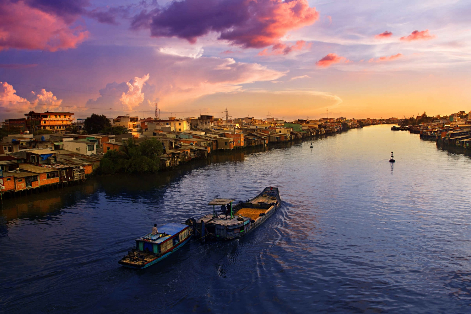 Mekong Delta: 3–Day Cruise and Land Tour from Saigon