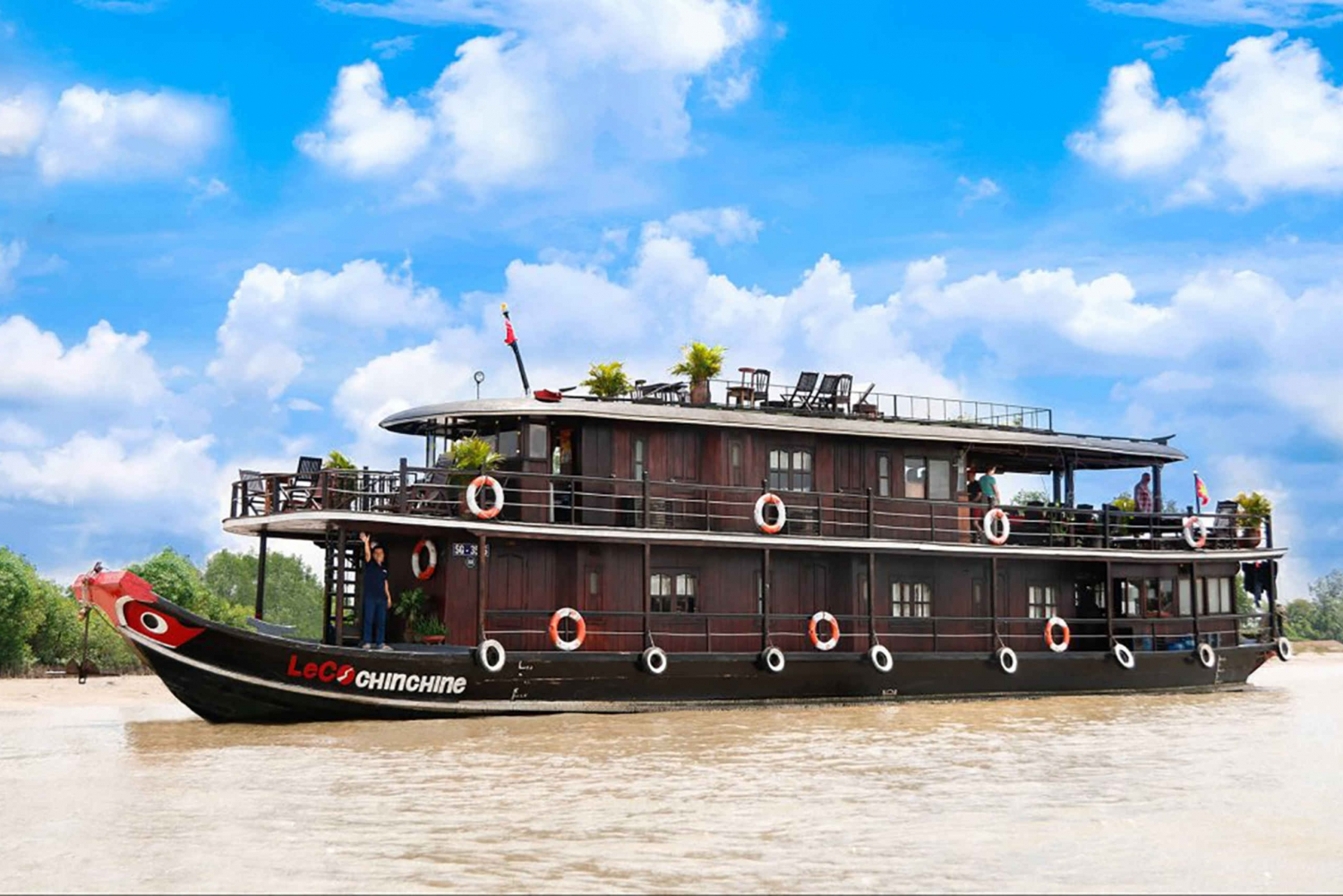 Mekong Delta 7-Day Cruise: Saigon to Angkor Wat