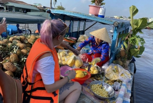 Mekong Delta and Floating Market 2-Day Small Group Tour