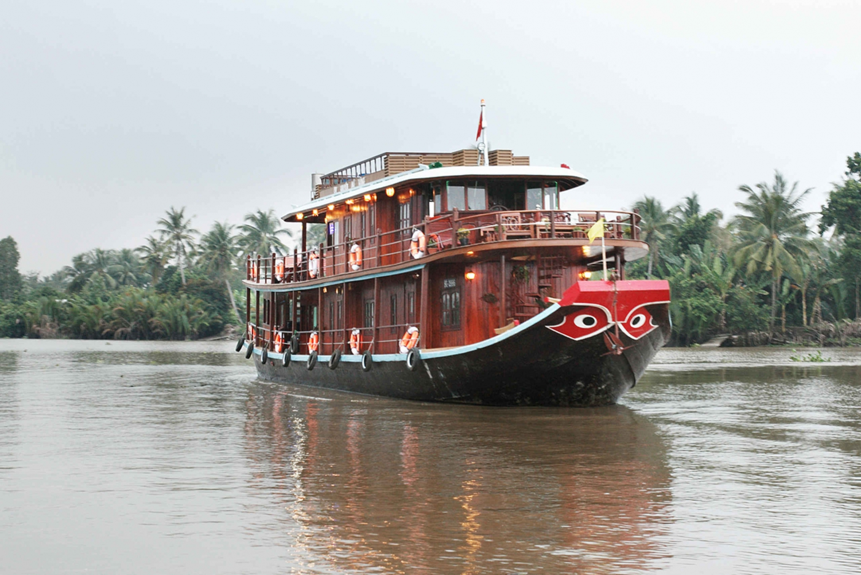 Mekong Delta, Cai Rang Market 2-Day w/ LeCochinchine Cruise