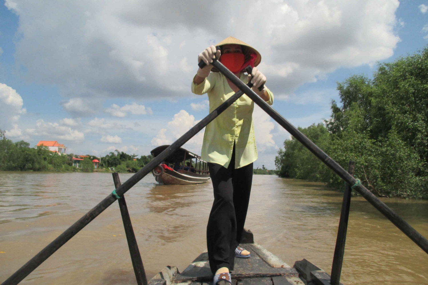 Mekong Delta Cruise & Floating Market from Ho Chi Minh City