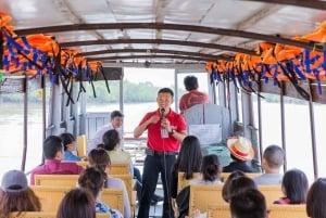 Mekong Delta Premier Tour with Coconut Village & Kayaking