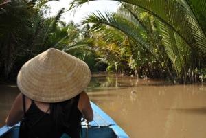 Mekong Delta Small Group W/ Vinh Trang Pagoda & Rowing Boat