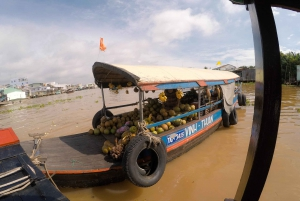 Mekong Delta Tour W/ Row-Boat, Kayak & Small Floating Market