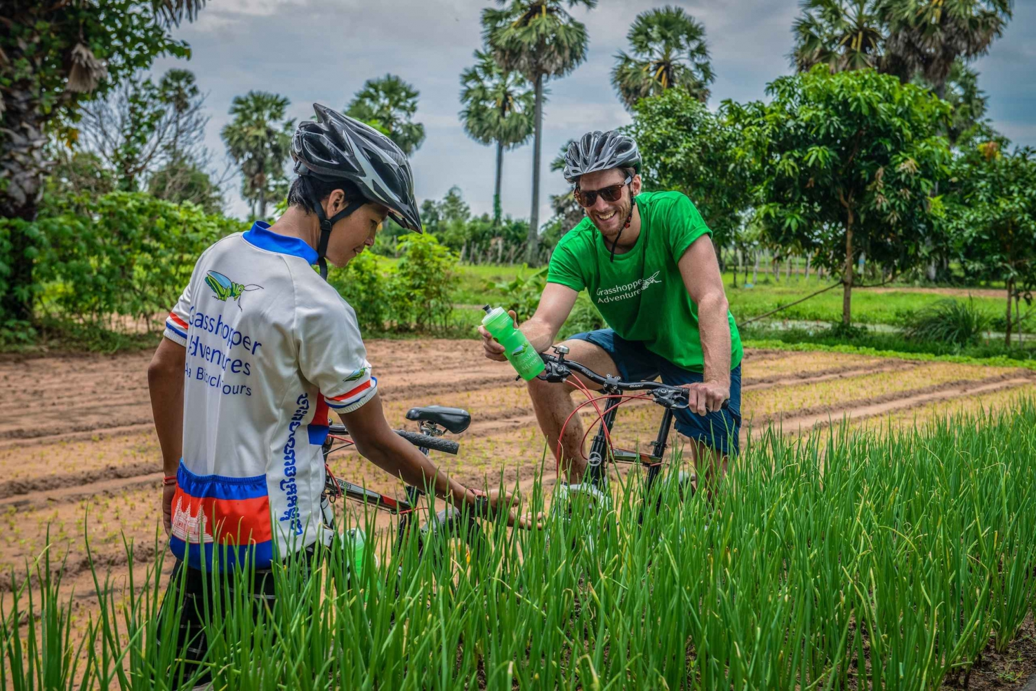 Mekong Islands Cycle Tour in Phnom Penh