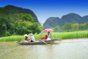 Mua Caves, Tam Coc, and Cuc Phuong National Park 2-Day Tour