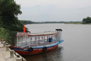 My Son Sanctuary & Cruise Trip to Countryside - Small Group
