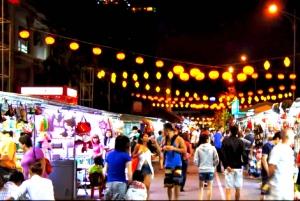 Nha Trang: Night Tour by Rickshaw with Duca Show