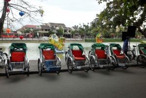 Nha Trang: Private 3-Hour Pedicab Tour