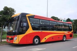 Night Bus Transfer between Ho Chi Minh and Nha Trang
