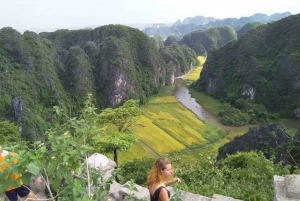 Ninh Binh: 2-Day Small Group Culture, Heritage & Scenic Tour