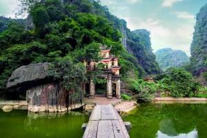 Ninh Binh and Hoa Lu 2-Day Small Group Tour from Hanoi