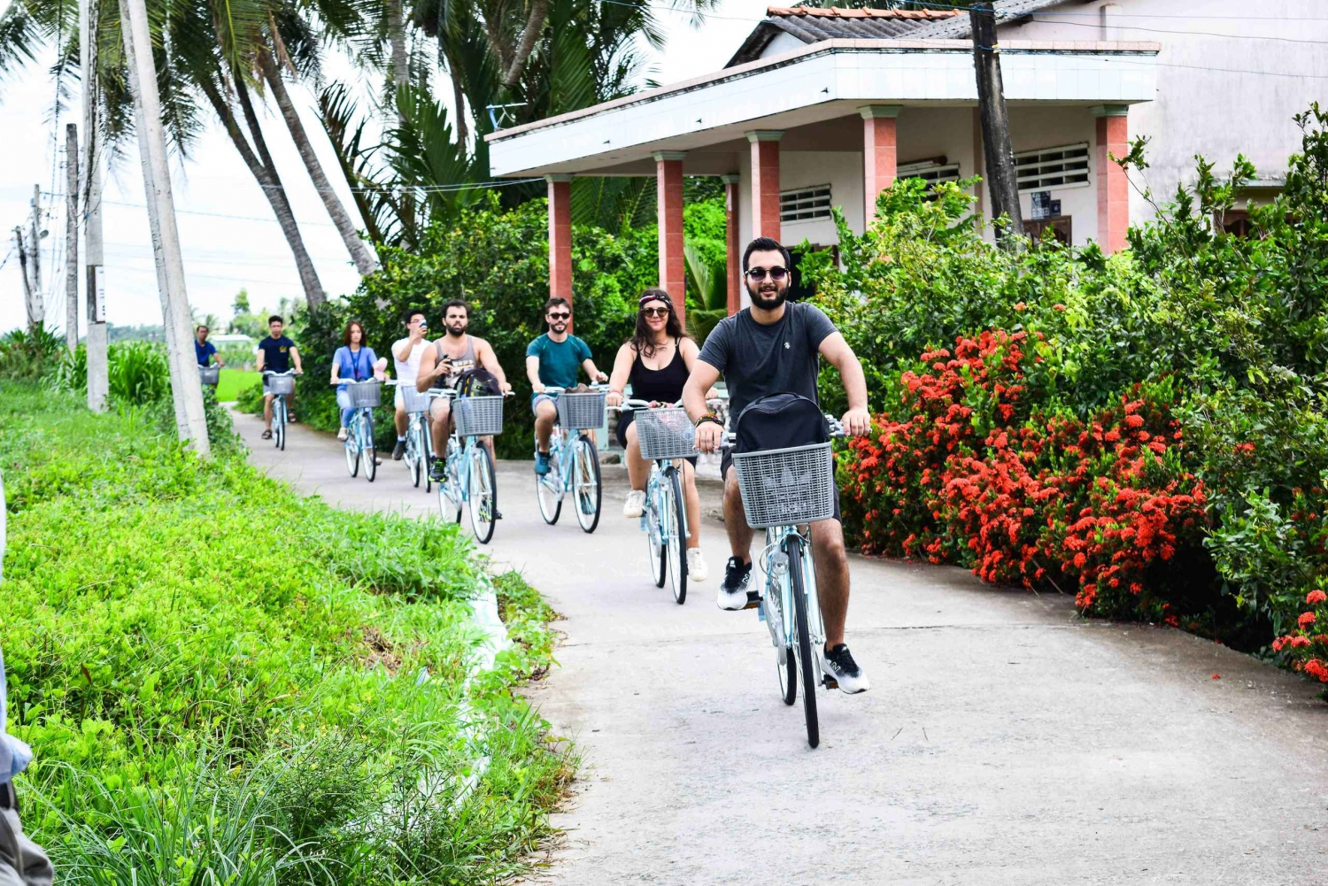 Non-Touristy Mekong Delta Tour for Instagrammers w/ Biking