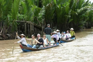 One Day Tour to Explore Cu Chi Tunnels and Mekong Delta