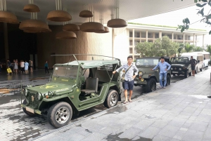 Phu Quoc: Private Island Tour by US Army Jeep