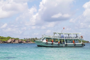 Phu Quoc: South Island Snorkeling and Fishing Trip