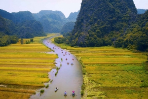 Private Full Day Tam Coc, Cuc Phuong National Park W/ Lunch