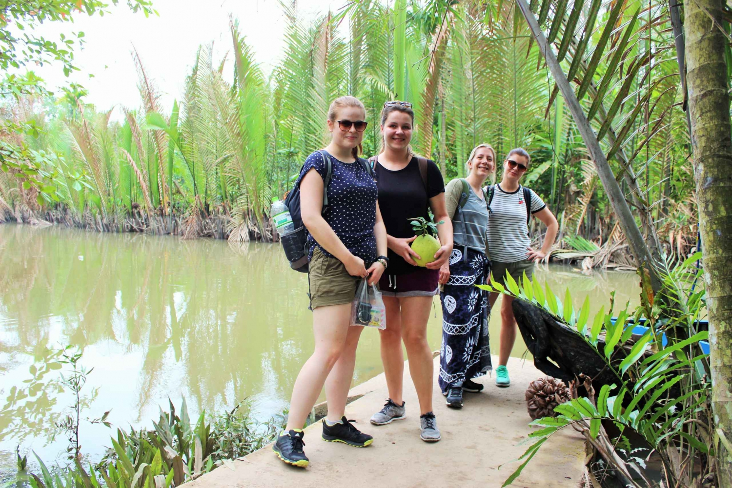 Private Mekong Delta: 2-Day Tour