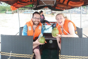 Private Mekong Delta Tour to Ben Tre and My Tho with Biking