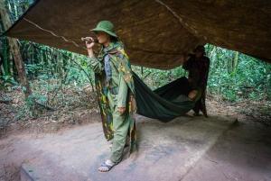 Private Tour to Explore Cu Chi Tunnels