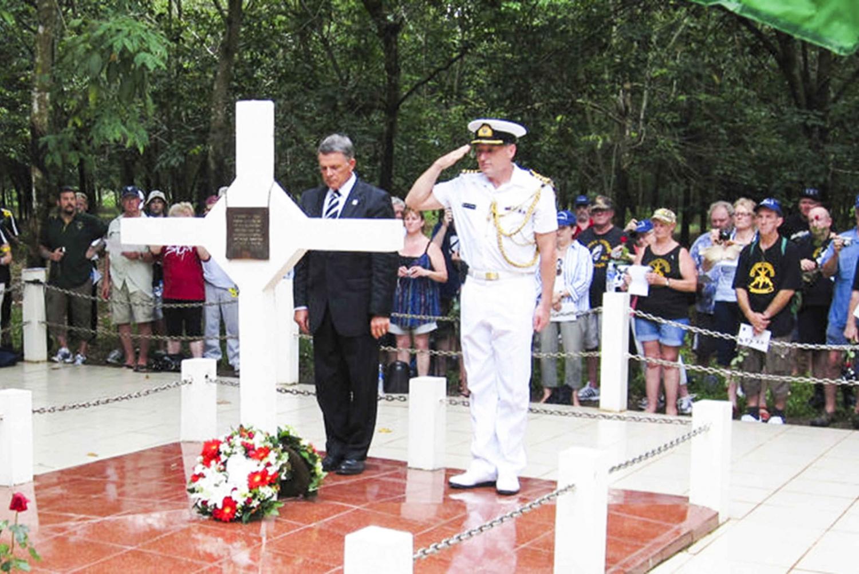 Private Tour to Long Tan Former Australian Military Base