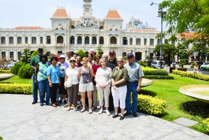 Private Tours of Cu Chi, HCMC, Mekong Delta from Phu My Port