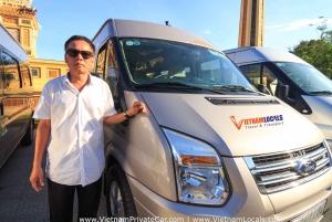 Private Transfer from Hoi An to Hue via Hai Van Pass