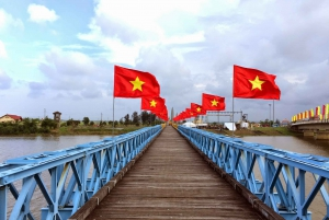 Quang Tri Citadel: Private Car from Hue City to Visit DMZ