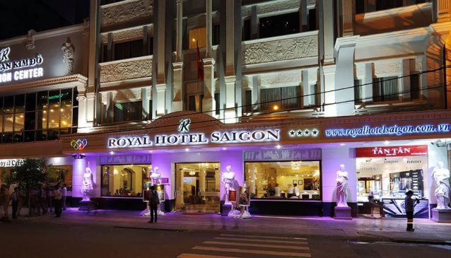 Royal Hotel Saigon (Kimdo Hotel)