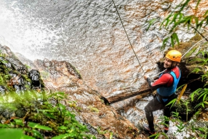 Sa Pa: Fansipan Mountain Canyoning Tour