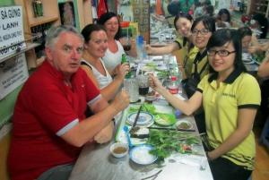 Saigon: 3-Hour Nightlife Tour by Motorbike