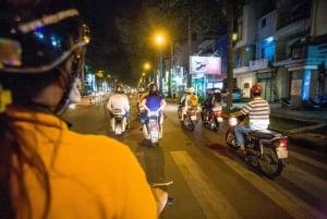Saigon: After Dark Tour by Vintage Vespa